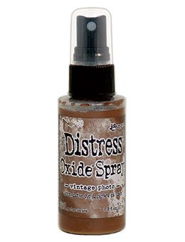 Pre-order Tim Holtz Distess Oxide Spray 2oz Vintage Photo