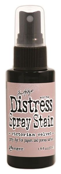 Tim Holtz Distress Spray Stain Victorian Velvet