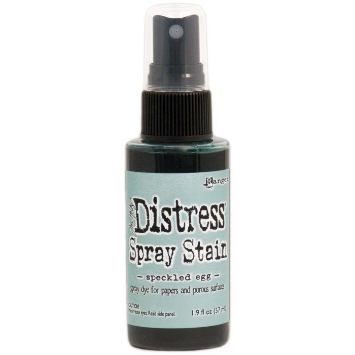 Tim Holtz Distress Spray Stain 1.9oz Speckled Egg