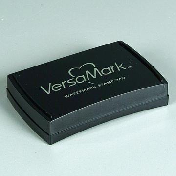 Stempelkussen VersaMark watermerk inkt
