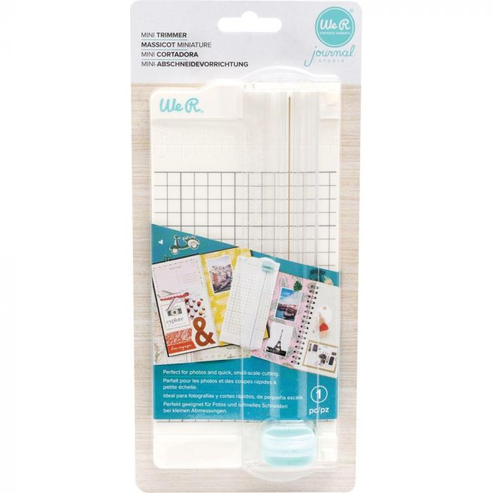 We R Memory Keepers Journal Mini Trimmer 7.25