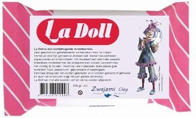 La Doll Modelleerklei 500 gram